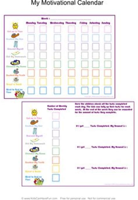Editable Chore Charts Chore Icons Cleaning Ideas