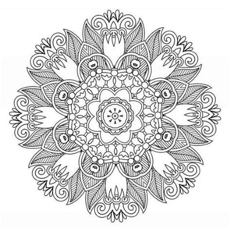mandala coloring book benefits 17 best images about mandala on dovers