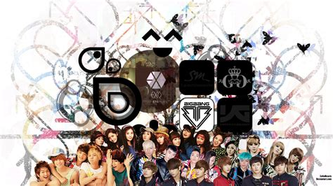 Kpop Bigbang Member Pin Badge Import kpop wallpaper by xeliahearts on deviantart