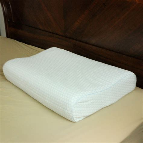 Contour Pillows Reviews by Buy Betterrest Gel Infused Memory Contour Pillow