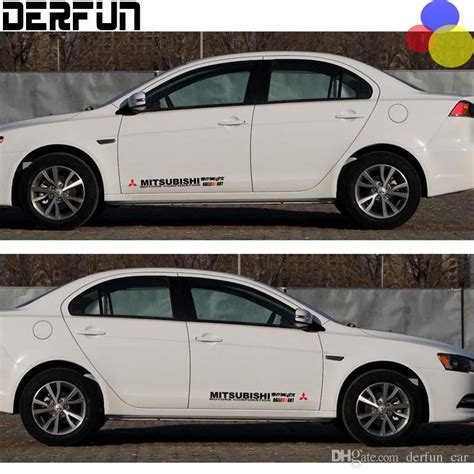 mitsubishi ralliart stickers 2018 mitsubishi lancer montero outlander ralliart design