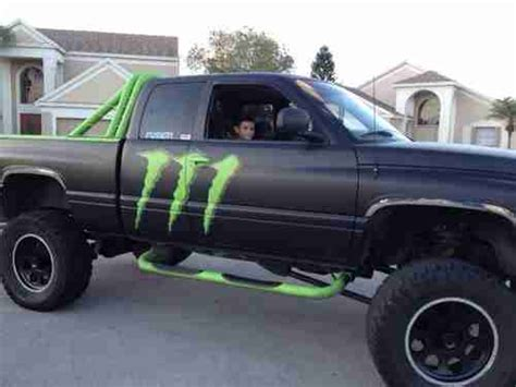 1996 dodge ram 1500 lifted find new 1996 dodge ram 1500 lifted 4x4 in delray