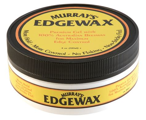 murray s edgewax hair pomade 120ml