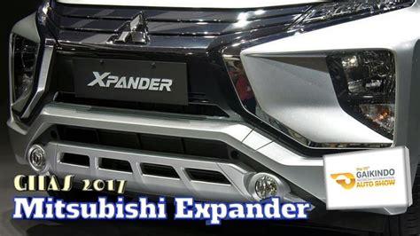 mitsubishi expander giias mitsubishi expander exterior interior giias 2017