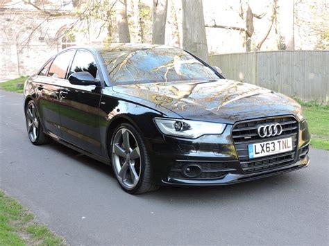Audi A6 G4 by Audi A6 3 0 Bi Tdi 313 Black Edition Walkaround