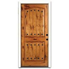 steves sons rustic 2 panel stained knotty alder interior doors on pinterest entry doors wrought iron and home depot