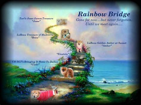 nottingham poms rainbow bridge