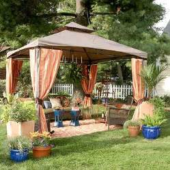 18 easy outdoor room ideas gardens furniture and anchors