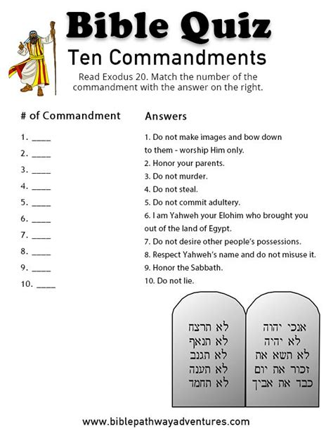 Ten Commandments Of Character the 25 best ten commandments craft ideas on