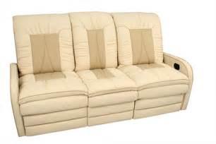 Rv Recliner Sofa De Leondouble Recliner Sofa Rv Furniture Motorhome Ebay