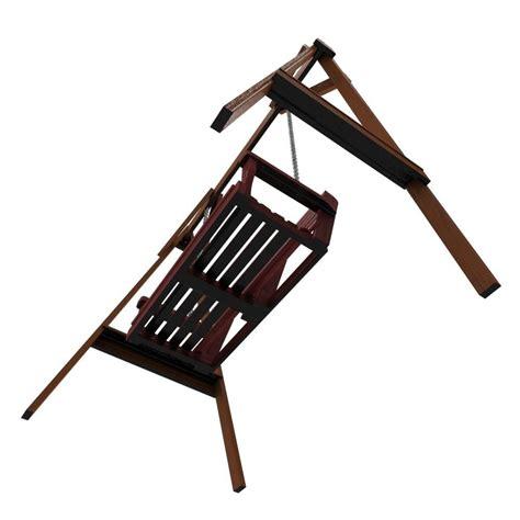 Swing 3d Model by Yard Swing 3d Model Ready Fbx Ma Mb Cgtrader