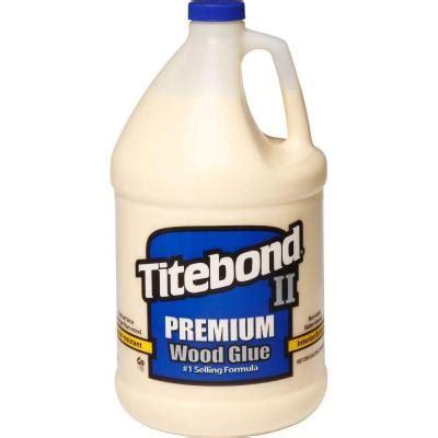 titebond ii premium wood glue gal 2 pack 5006 the home