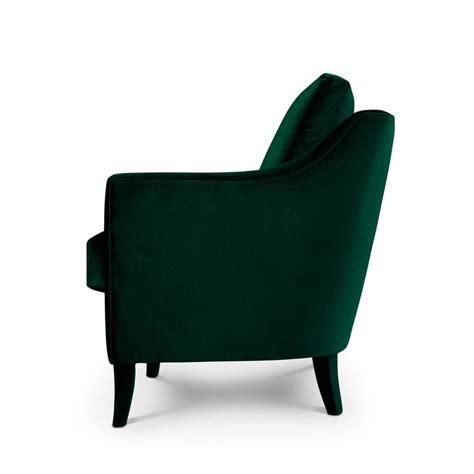 green velvet armchair british green armchair in cotton velvet for sale at 1stdibs