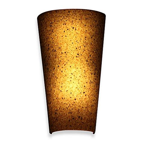 Battery Wall Sconce It S Exciting Lighting Battery Powered Led Wall Sconce Bed Bath Beyond