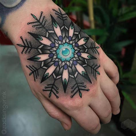 tattoo mandala en la mano tatuajes en toda la mano dise 241 os con estilo y personalidad