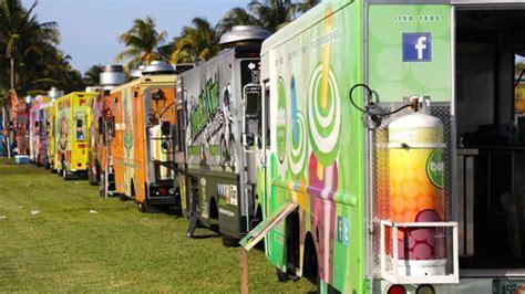 Five Best Food Trucks in Miami   Ben & Jerry?s