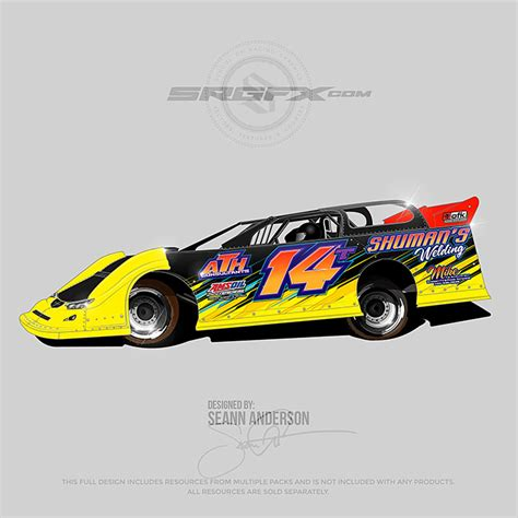 race car graphics design software vector racing graphic single 047 srgfx com