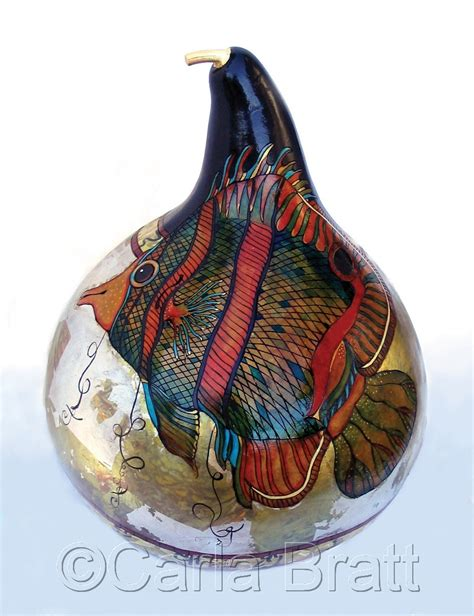 fine art gourds