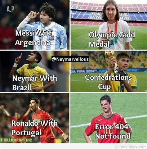 Funny Messi Memes - funny ronaldo vs messi memes google search futbol