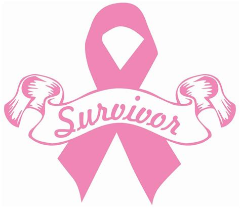 breast cancer logos clip pink ribbon survivor clip clipground