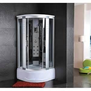 cabina e vasca idromassaggio sauna 80x80 o 90x90 o 100x100 pd