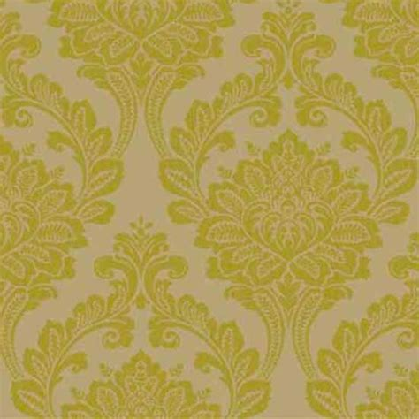 Green Wallpaper Homebase   arthouse vintage astoria damask wallpaper in green from