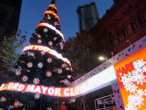 martin place christmas tree what s on city of sydney