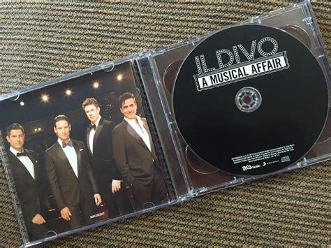 Cd Il Divo A Musical Affair Dvd il divo a musical affair 2 discos cd y dvd 75 00