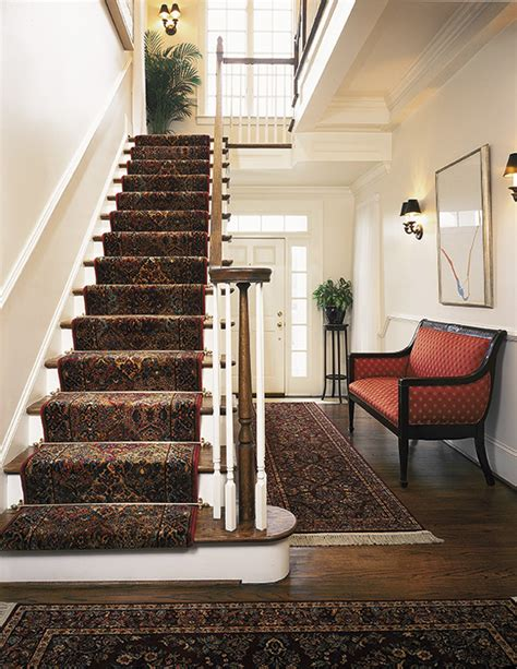 Carpet Hallway Runners by The Versatility Of Stair Runners Coles Fine Flooring
