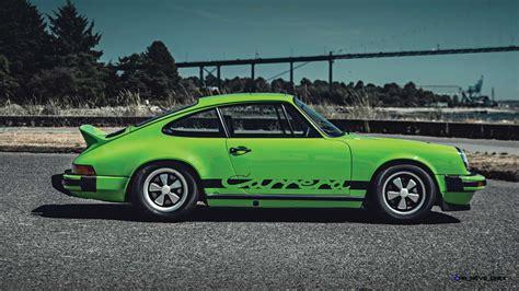 porsche 911 green 1974 porsche 911 carrera 2 7 is lime green dream for rm