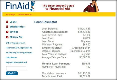 extra student loan payment calculator refinance student loans