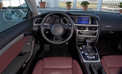 2012 audi s5 interior car and driver