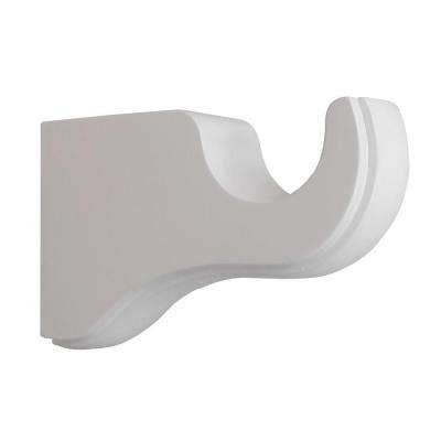 curtain brackets home depot curtain rods hardware window treatments the home depot