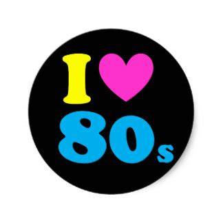i love the 80s i love the 80s gifts on zazzle