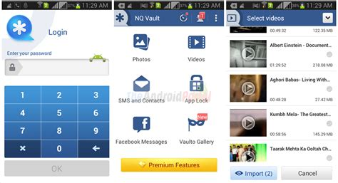 how to hide photos on android vault app how to hide pictures and on android