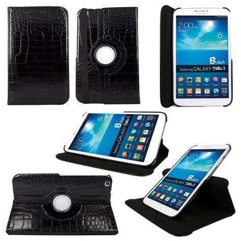 Targus Samsung Tab3 7 360 Rotating With 4 Stand Support Position Leather Sarung Kulit Tab 3 for samsung galaxy tab 4 7 0 quot 7 inch folio cover 360 rotating rugged stand