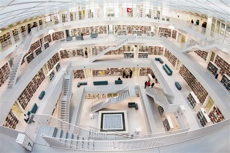 stuttgart city library woodvertising 25 of the world s most amazing libraries