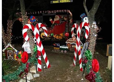 wimberley trail of lights dec 31 2013 picture of