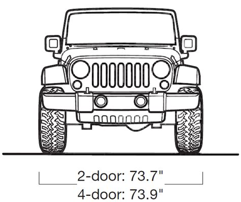 jeep drawing jeep wrangler 2008 smcars net car blueprints forum