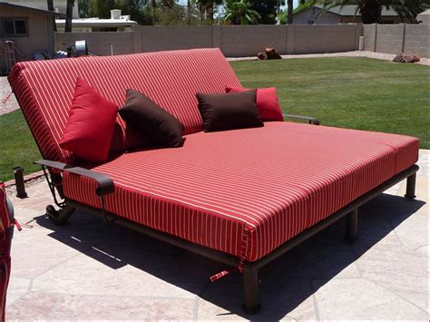 double chaise lounge outdoor furniture outdoor double chaise lounge chair chaise lounge outdoor