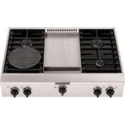 simmer plate for gas cooktop kitchenaid kgcp463kss 36 quot sealed burner commercial style