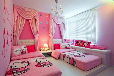 hello kitty bedroom pictures 13 hello kitty bedroom designs ideas design trends