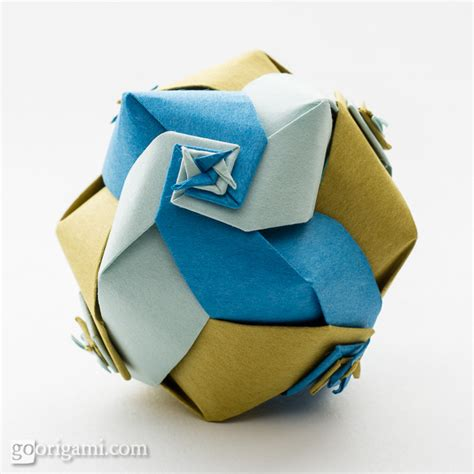 Origami Spiral - origami spirals gallery go origami