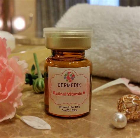 Mazaya Derma Anti Aging Serum retinol vitamin a serum derma roller treatment serum anti