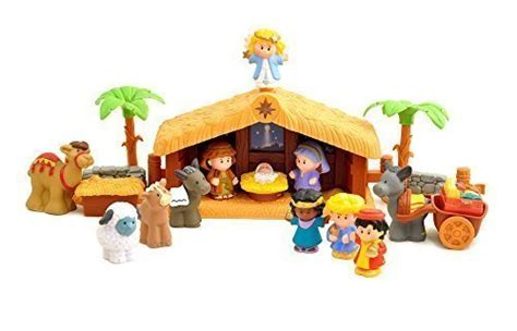 nativity printable playset the best nativity sets for kids natural beach living