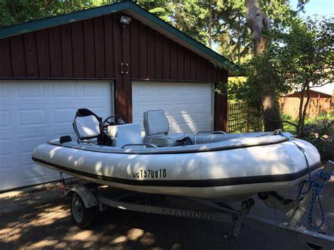 inflatable boats vernon bc rendova 14 ft rigid hull inflatable lantzville nanaimo