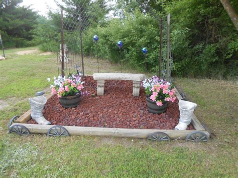 memorial garden yard gardens garden