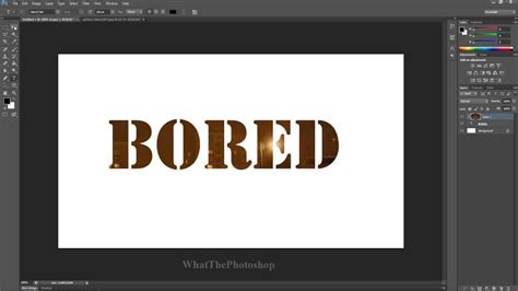 put pattern in text photoshop how to put a picture in text in photoshop adobe photoshop