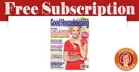 Good Housekeeping Magazine Sweepstakes - julies freebies free stuff sles sweepstakes upcomingcarshq com