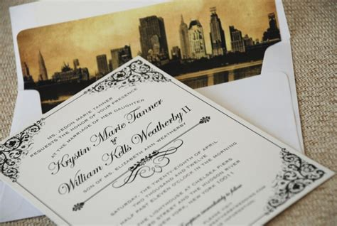 custom wedding invitations nyc wedding invitations nyc wedding ideas vhlending